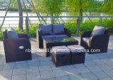 Coloc a mobília ao ar livre do jardim do Rattan (GN-9103-1S)
