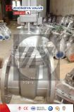 Válvula de porta industrial do aço inoxidável do OEM JIS10K