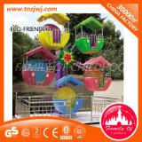 16 Seater Archaize Carousel Amusement Park Merry gehen Round für Kids