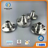 ASME B16,5 F316/F316L de aço inoxidável com flange forjados flange WN TUV (KT0268)