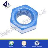 Noix hexagonale de finition lourde d'ISO4033 PTFE