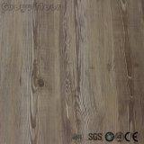 Plancher en bois antidérapage de Lvt de planche de PVC avec le dos sec