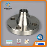 ASME B16.5 Stainles schmiedete Stahlschweißungs-Stutzen Flansch mit TUV (KT0003)