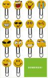 Sorriso Rosto suave de borracha 3D clipes favoritos de PIN