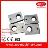 CNC, der für hydraulisches Teil maschinell bearbeitet