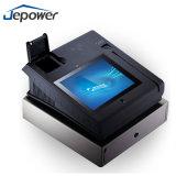 Terminal de calidad superior de la posición de T508 Fanless con la impresora, programa de lectura de Nfc/RFID, WiFi, 3G
