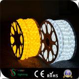 11mm 의 18mm 원형 유백색 LED 코드 네온 밧줄 빛