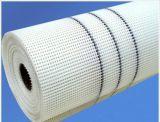 acoplamiento Álcali-Resistente de la fibra de vidrio 50GSM de 5X5m m usado para el cartón yeso