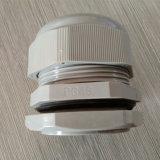 De witte Pg63 Waterdichte Nylon Klier van de Kabel