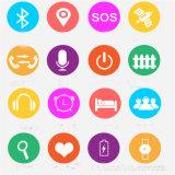 Gelbert Q60 GPS Tracker Localización Seguimiento Sos Niños Smart Watch