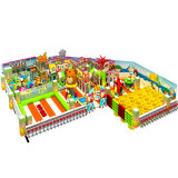 Спортивная площадка парка атракционов для спортивной площадки детей крытой с скольжением