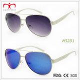 Os óculos de sol os mais atrasados do metal do projeto da forma (MI201&MI202)