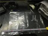 Due righe sacchetto di plastica che fa macchina
