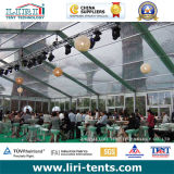 Furniture를 가진 Big Restaurant Tent를 위한 명확한 Roof Luxury Tent