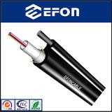 Lucht Figuur 8 de Zelfstandige Optische Kabel van de Vezel 4/6/8/12/24core (GYXTC8Y)