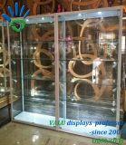 Bildschirmanzeige-Schaukasten mit ausgeglichenem Glas für Ausstellung der Schmucksachen/der Uhr/des Mobiles/der Handys/Kamera-/Spiel-Konsole