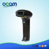 Lecteur tenu dans la main de scanner de code barres de CMOS 1d/2D pour Pdf417, code de Qr, code de matrice de caractéristiques