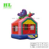 子供のための美しく大きいカラー蝶膨脹可能な跳躍の警備員