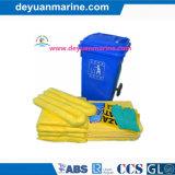 Heißes Öl-nur Streuung-Installationssatz-Öl-saugfähiges Auflage-Öl-saugfähige Socken des Verkaufs-240L mit konkurrenzfähigen Preisen