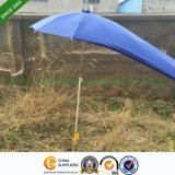 高品質のABSビーチパラソルの屋外の日曜日パラソル(UB-002P)のためのプラスチック傘のSoportesのジン
