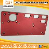 Máquina de CNC de aluminio Prototipo Rápido