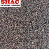 Sandstrahlen-Brown fixiertes Tonerde-Puder