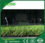 Grama artificial do gramado do balcão sintético ao ar livre do relvado da decoração para a HOME