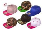様式のCamoの最新の急な回復さまざまなパターン帽子