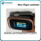連続的なモニタリングのための新し指先のパルスの酸化濃度計