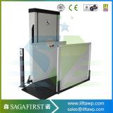 1.5m elektrischer hydraulischer Haushalt Rollstuhl-Aufzug