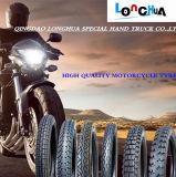 Hete Verkoop Drie de Band van de Motorfiets van Wielen voor de Markt van Nigeria (3.50-10)