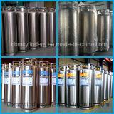 Serbatoi standard 79L dell'acciaio inossidabile ISO18172-1 per C2h4o