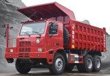 Sinotruk販売のための頑丈な鉱山のダンプトラック