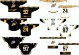 Customized Men Women Kids Western Hockey League Torch Wheat Kings 2003-2010 Home/Road Ice Jersey Hockey