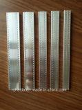 Striscia di alluminio di gioco per vetro