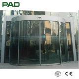 Горячая продажа завода Peice Автоматическая Arc сдвижной двери для коммерческих зданий