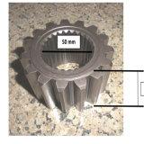 caricatore della rotella dei pezzi di ricambio del Assy dell'attrezzo 41A0003