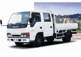 Isuzu 100p escolhe o caminhão leve da carga da fileira