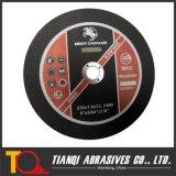 Inox 230X1.8X22.23를 위한 거친 Thin Cutting Wheel