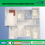Chambre rapide d'Assemblée de Chambre modulaire en béton d'ENV