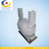 36kV exterior monofásica Resina Epoxi Tipo de transformador de tensión para Aparamenta