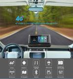 E02 8  4G人間の特徴をもつWiFi 1080P車のビデオレコーダーミラーのAdas車DVRのカメラ