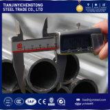 Pipe galvanisée par carbone plongée chaude de 1 pouce Q235B/tube/tuyauterie galvanisés de Gi