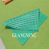 Couvre-tapis en caoutchouc coloré/couvre-tapis en caoutchouc de trou/couvre-tapis en caoutchouc antistatique