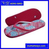 Zoll gedruckte haltbares PET männliche Hefterzufuhr-Sandelholz-Schuhe