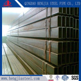La norme ASTM galvanisé à chaud de l'acier tube rectangulaire