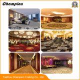 中国の製造者新しいデザイン高品質のホテルに使用する快適なポリプロピレンの床のカーペット。 オフィス、Cbd、病院、学校、ホーム、バンクおよび体操