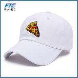 Bordados Pizza Chapéus de beisebol de algodão