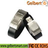 Привод 4GB пер USB 2.0 Wristband браслета силикона