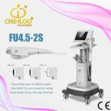 2015年の非Invasive High FrequencyおよびSkin TightenおよびBody Slimming (13mm)のためのHigh Intensity Hifu Untrasonic Beauty Equipment (Fu4.5-2s)